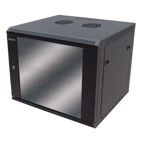 Eagle 9U Wall Mounting Rack Cabinet 450mm Deep